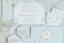Vicky & Aldo by Meltiq Invitation