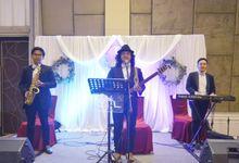 Ismi & Hutomo Wedding At Harris Hotel FestLink by Josh & Friends Entertainment