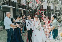 Wedding Of Stefen & Rina by My Day Photostory