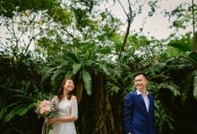 Engagement Photoshoot - Wee Chong & Erin by Alan Ng Photography