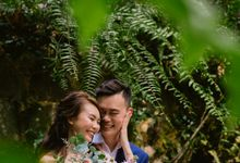 Engagement Photoshoot - Wee Chong & Erin by Alan Ng Photography
