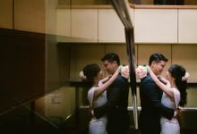 Wedding - Augustine & Xin Er by Alan Ng Photography