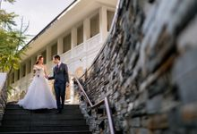 Wedding of Gabriel & Kristie by Alan Ng Photography