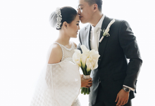 WEDDING DAY Mrs. Gabriella and Mr. Armand by Gold Crown Florist