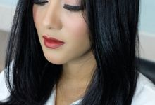 Naysilla Mirdad by Beyond Makeup Indonesia