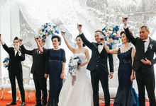 The Wedding Of Rendy & Melissa by Venus Entertainment