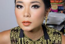 Ayla Dimitri by Beyond Makeup Indonesia