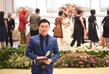The Wedding Of Fedy & Cynthia by Venus Entertainment