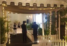 The Wedding Of Daniel & Gracia by Venus Entertainment