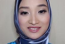 Several Make Up Project by Novalitha MUA