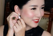 Classy glowing look for Ms.Diana by Beyond Makeup Indonesia