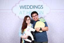 Hilton Singapore Wedding Showcase Jan Feb 2018 by Cloud Booth