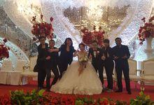 The Wedding Of Edwin & Della by Venus Entertainment