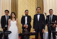 The Wedding Of Ferry & Felicia by Venus Entertainment