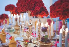 ANGEL LELGA BRIDAL SHOWER DECORATION by FIORE & Co. Decoration