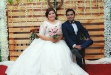 Wedding Mr Agung & Mrs Kho Sin by B'steak Function Hall