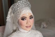 Arabic Makeup For Amirah by Aisya Argubi