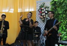 Triyani & Dhio Wedding by Dix Music Entertainment