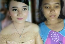 Makeup Bridesmaid by VidJei Makeup