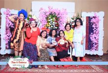 Photobooth Wedding For Theo & Catherine by Kece Photobooth