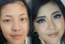 Cathrine by chingching makeupart