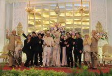Septiyani & Topik Wedding Day by Dix Music Entertainment
