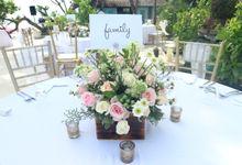 Wedding Reception Fadhil & Emily 07 April 2018 by Bali Rental Tiffany