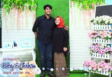 Beby & Firhan Wedding Day by Kece Photobooth
