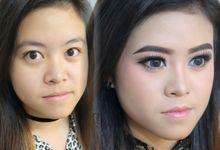 Nessa by chingching makeupart