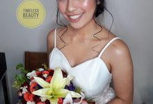 My Beautiful Client ( The Brides ) by Timeless Beauty By: Angela Bautista