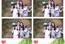 The Wedding Tantra & Icha by Dreamcatcher Photobooth Bali