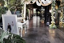 The Wedding Of Andy And Ketty by Dream Decor