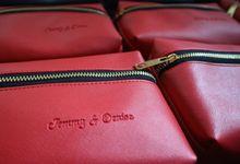 Souvenir Pouch Handbag by Mewah Souvenir