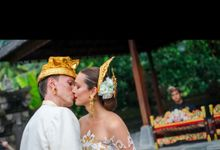 TATYANA & VLAD ( RUSSIAN BALINESE WEDDING ) by Visesa Ubud
