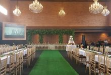 Daniel & Anselma Wedding by United Grand Hall