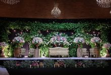 Ratih & Ariyo Wedding by United Grand Hall