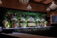 Ratih & Ariyo Wedding by United Grand Hall
