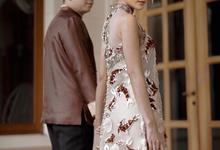 Sandy Wiguna & Keth Agustine by Regis Bridal Shoes