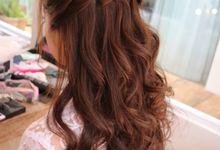 Hairdo by Charlotte Sunny