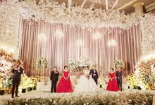 Wedding Of Robby & Melly by Hanny N Co Orchestra