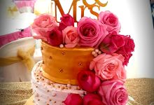 Wedding Cakes by Dorcas Floral