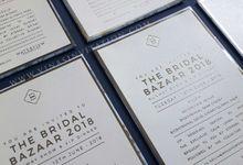 Bridal Bazaar Sydney Invitation by Vinas Invitation