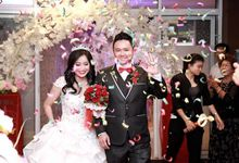 The Wedding of Wendy Justine by WS Photography