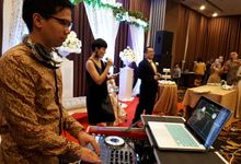 Wed Reception Mark&Carla by DJ Perpi
