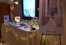 Congratulations To Sybian And Qynnie by EPeak Event Solutions