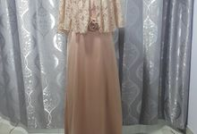 Sister Gown/ Bridesmaid/ Party Gown by 45Hilstudio