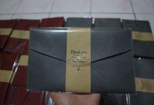 Souvenir Pouch Envelope 1 by Mewah Souvenir