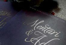 Mentari & Adry by Vinas Invitation