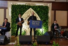 Wedding At PURI ARDIAGARINI by dewwimusicentertainment