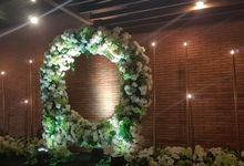 ANDRA & ICHA  WEDDING by United Grand Hall